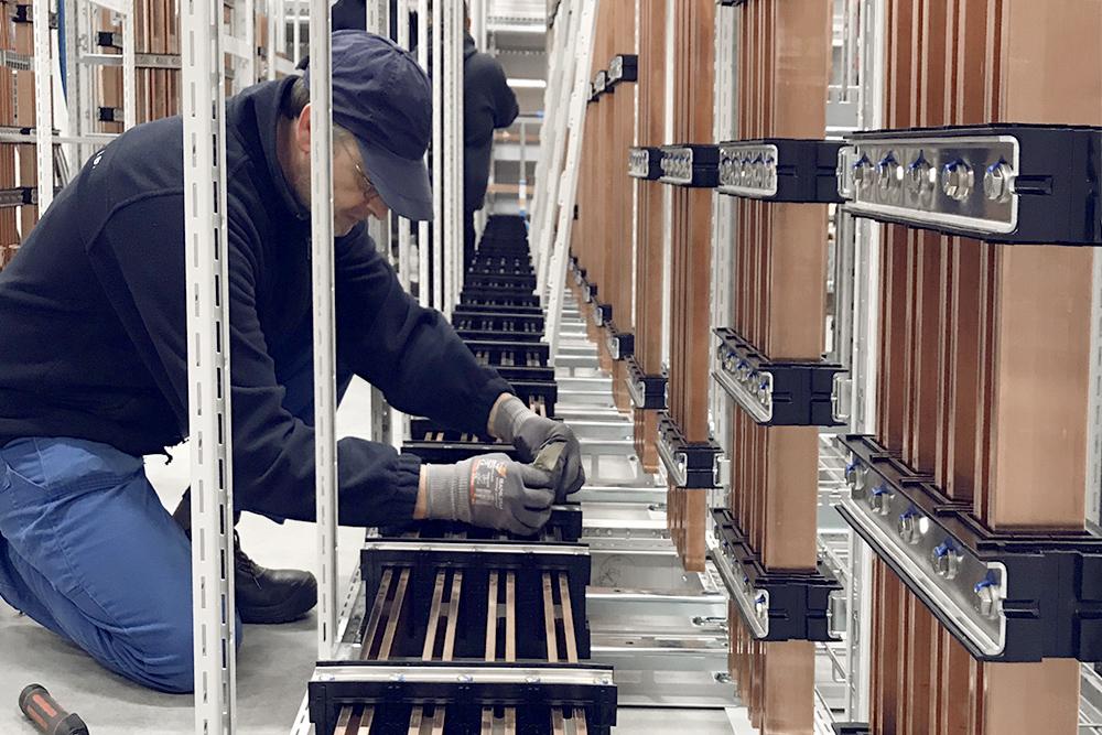 tableaux électriques, armoires électriques, TGBT, tableaux divisionnaires - câblage et montage