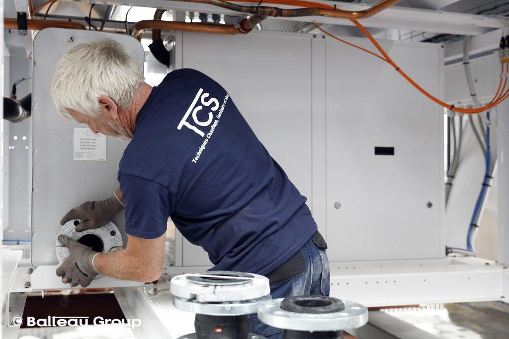 Technicien chauffage-sanitaire et HVAC (h/f)