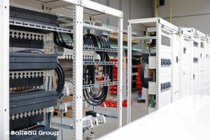 Câblage et montage d'armoires électriques - tableaux électriques