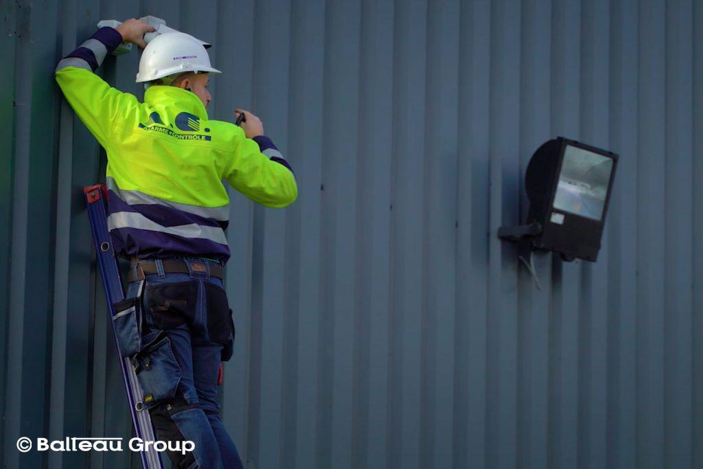 Technicien en système de sécurité (1 Liège/1 Gosselies)