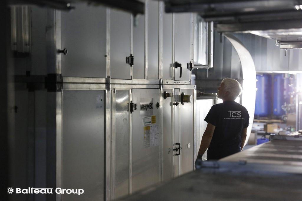 Chef d'équipe – Chauffage, sanitaires et HVAC (h/f/x)
