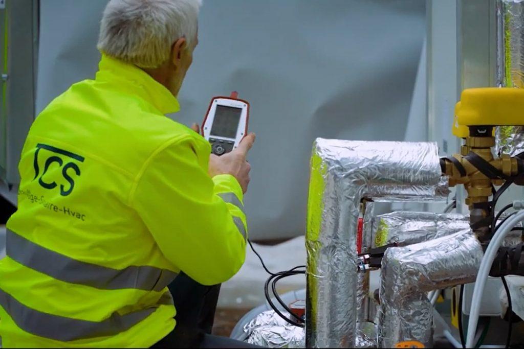 Metteur au point Chauffage, sanitaires, HVAC (h/f/x)